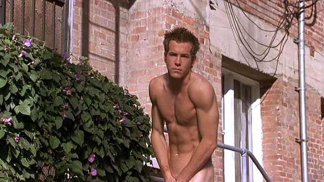 Deadpool's Ryan Reynolds is Definitely Packing Heat!