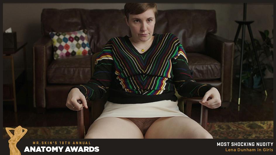 Mr skin anatomy awards
