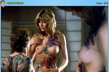 Maud Adams in Tattoo (1)