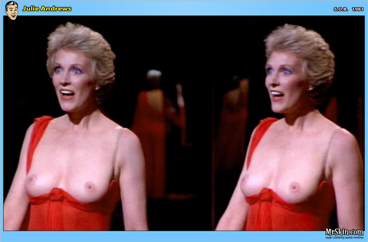 Final, Julie andrews boobs