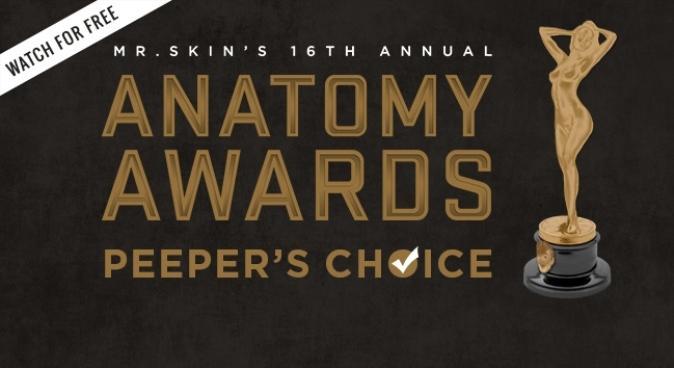 Mr skins anatomy awards