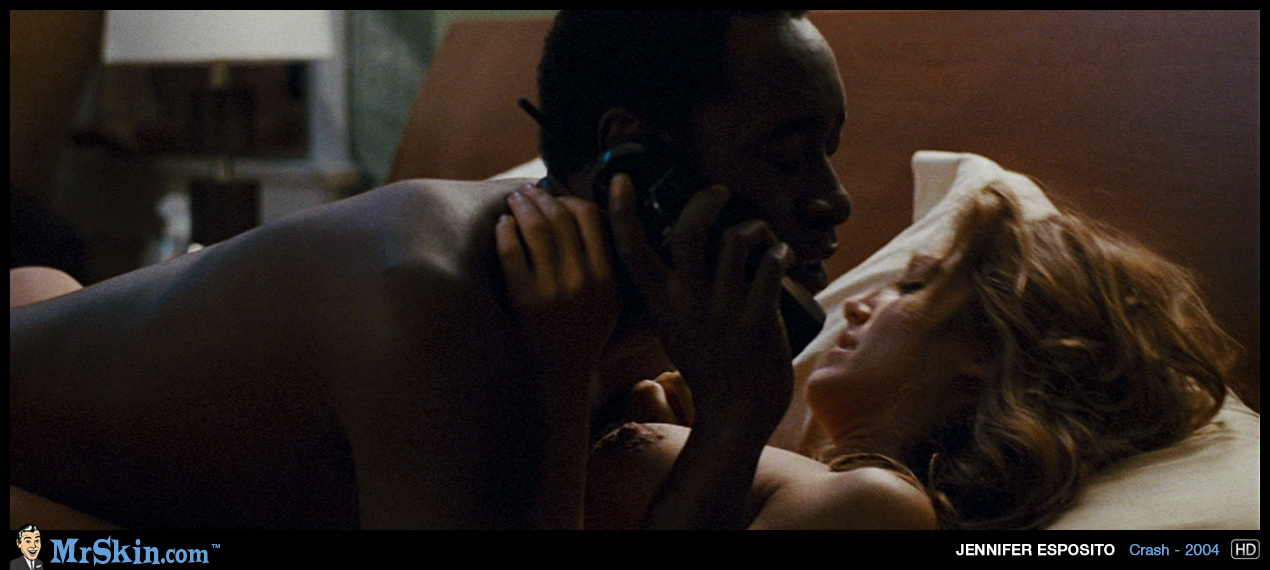 Jennifer Esposito Crash Sex Scene 70