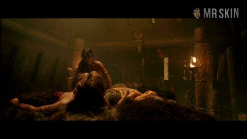 from Solomon rosario dawson sex scene alexander