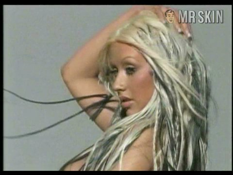 Christina aguilera mtv large 3