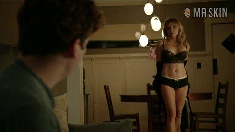 sasha alexander in underwear