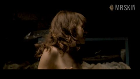 Frances oconnor boob size