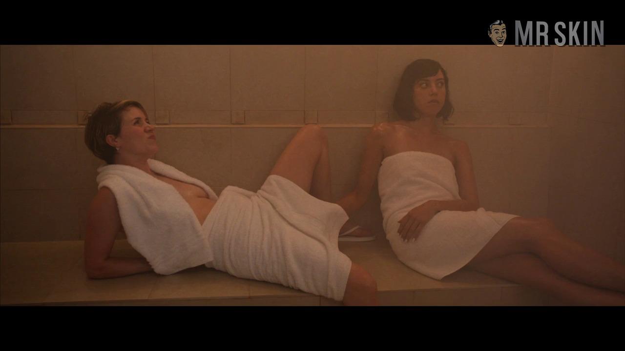 Sauna Sex Scene