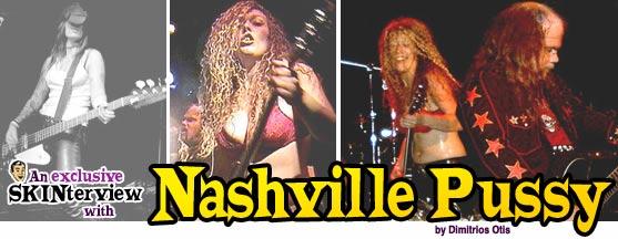 Nashville Pussy: The MrSkin.com Interview