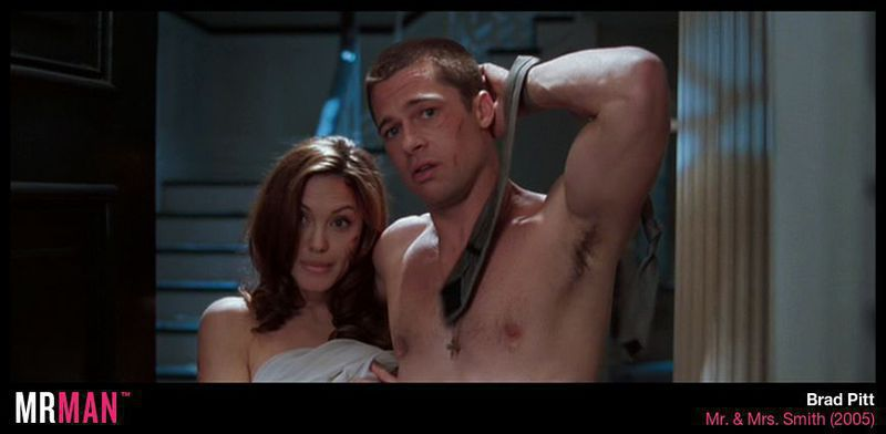 Brad Pitt Nude Pic