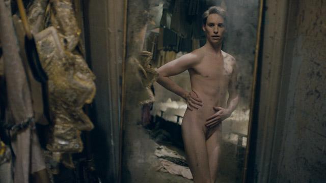 naked eddie redmayne