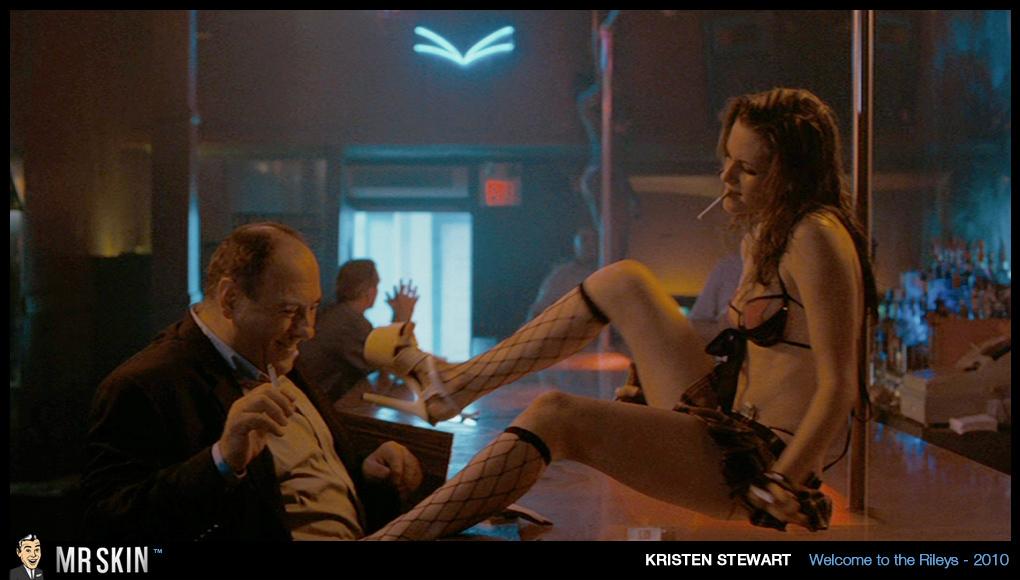 Kristen stewart on the road sex scene