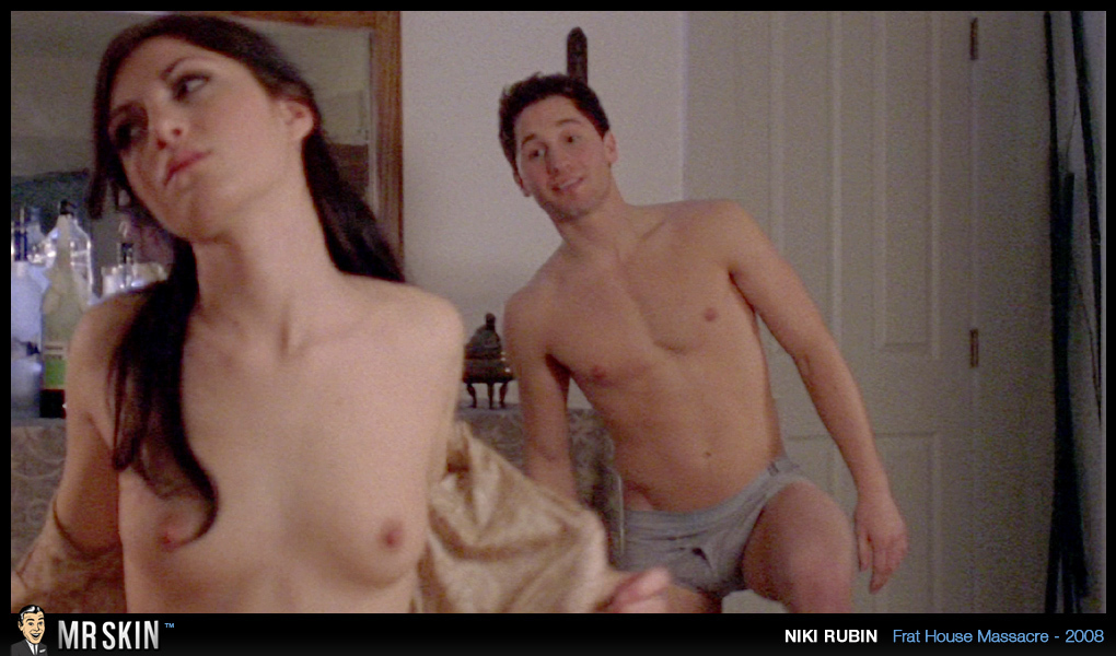 Frat house nude