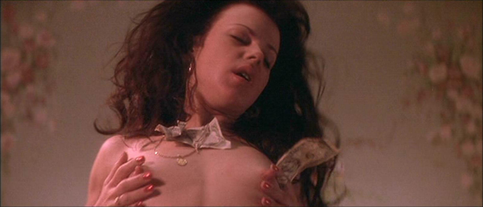 Debi mazar nude money for nothing