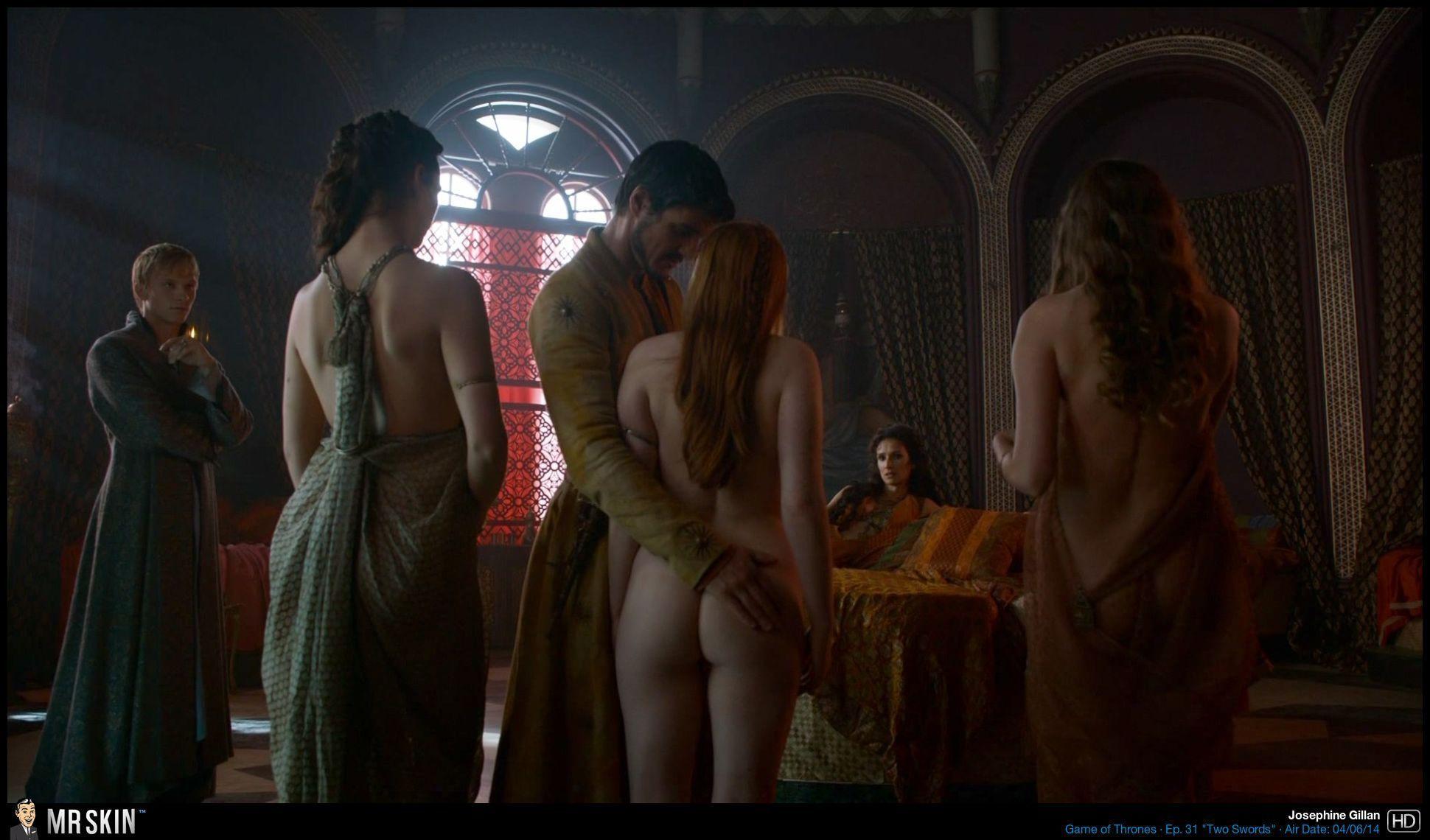 vikings nudity