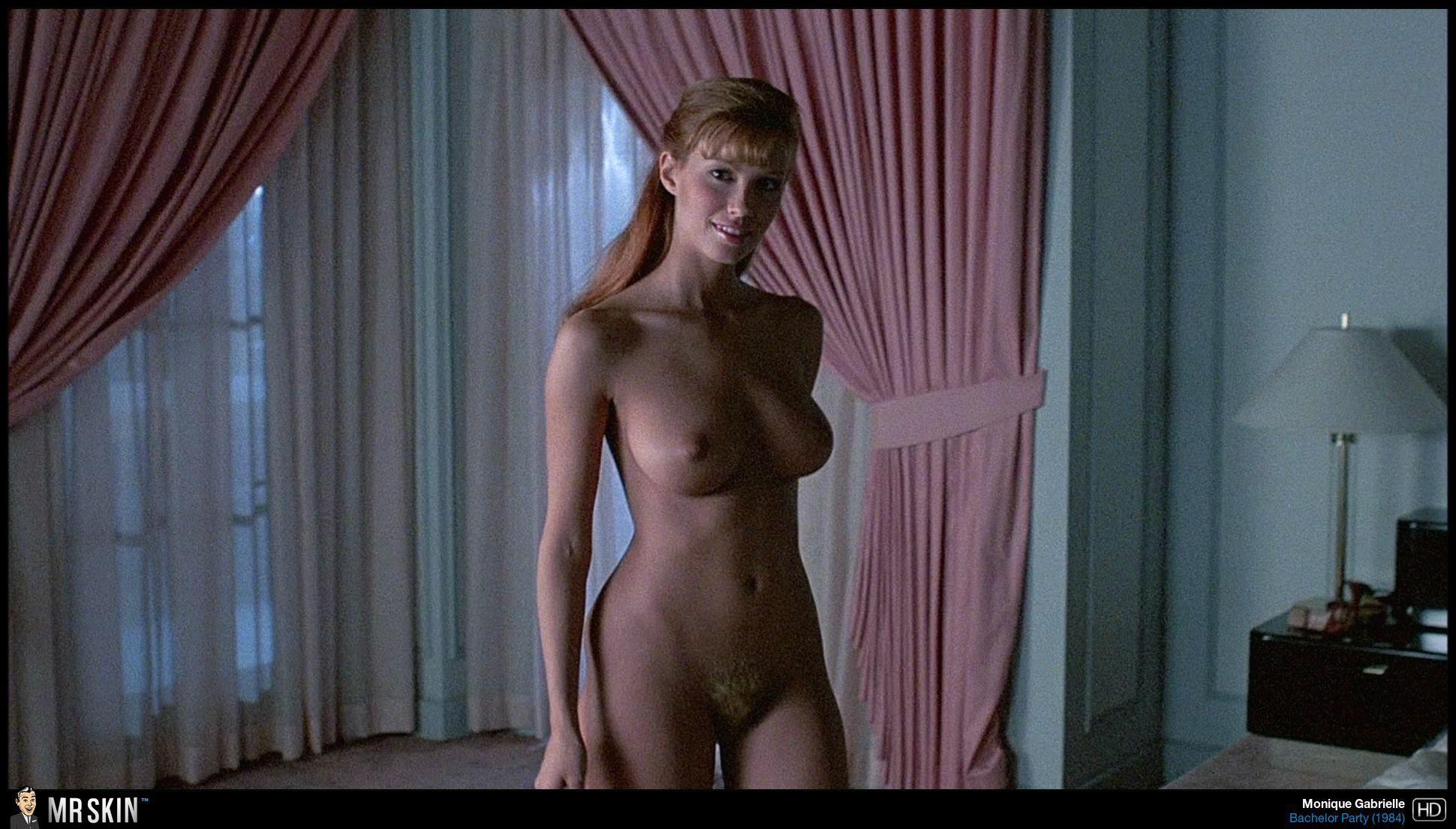 Naked girl large size