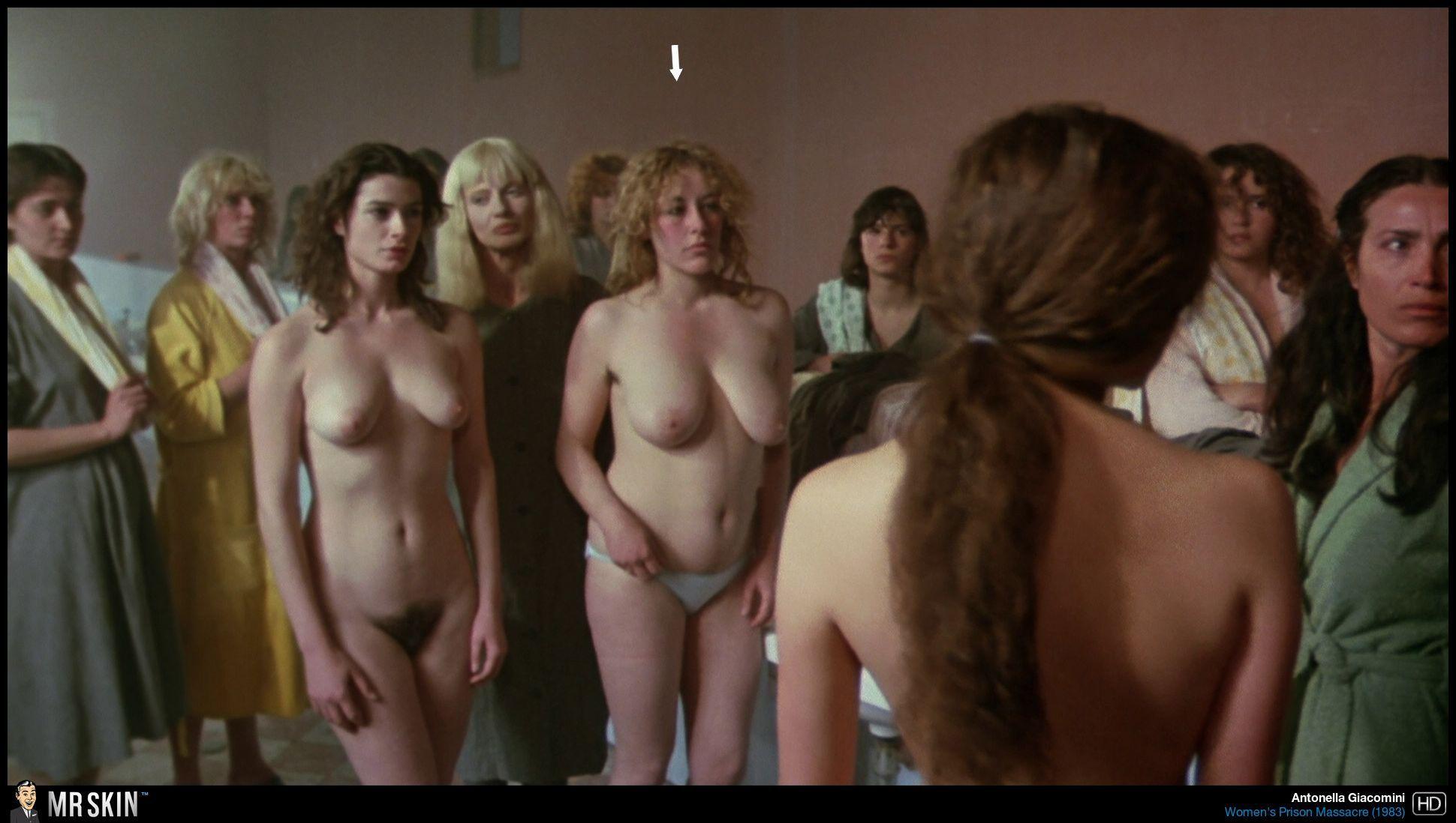 image Lorraine de selle nude scenes from madness