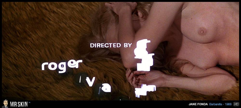 Best Barbarella Nude Scenes Gif