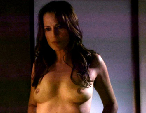 Ludivine sagnier topless scene with mother