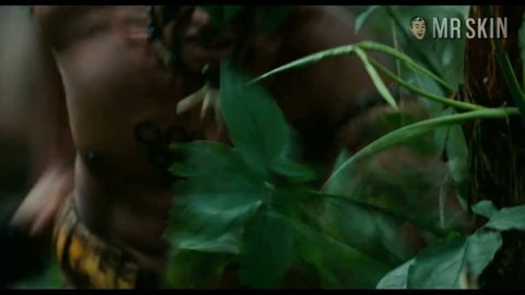 bare breasts in apocalypto movie