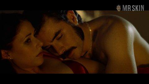 amanda crew sex scene