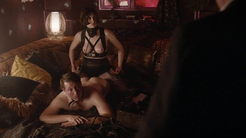 Naked Izzie Steele Nude Scenes
